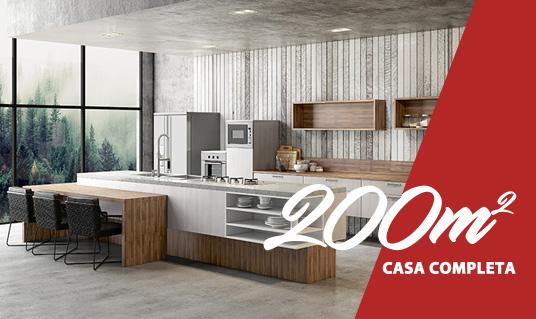 200m2 • 12 Ambientes 12x iguais de R$ 7.880,00.